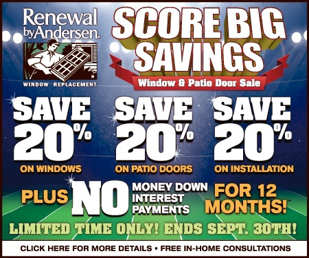 Renewal by Andersen Midwest Window Offer