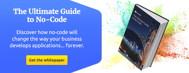 Download the Ultimate Guide to No-Code