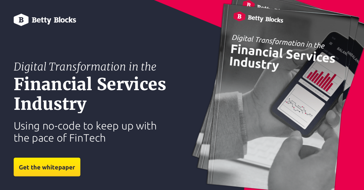 Digital Transformation in the Financial Services Industry