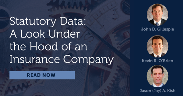 Read Statutory Data: A Look Under the Hood of an Insurance Company