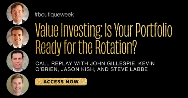 Value Investing: Is Your Portfolio Ready for the Rotation?