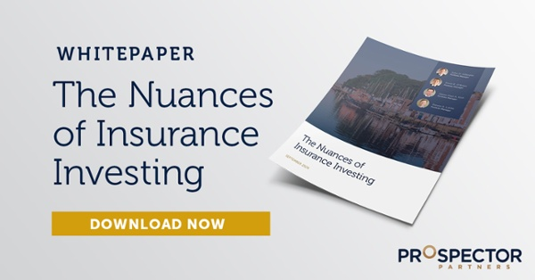 Whitepaper: The Nuances of Insurance Investing