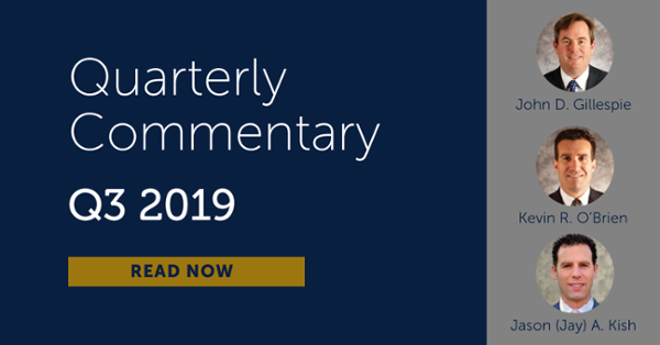 Prospector Partners Quarterly Commentary Q3 2019