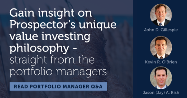 Read Portfolio Manager Q&A