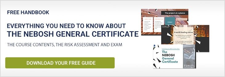 Everything you need to know about the NEBOSH General Certificate