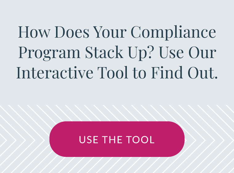 Take Our Compliance Maturity Assessment