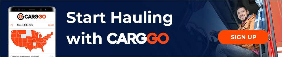 Hauling — Carrier