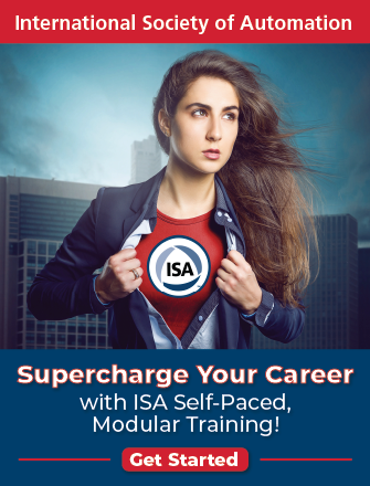 ISA's flexible, self-paced training