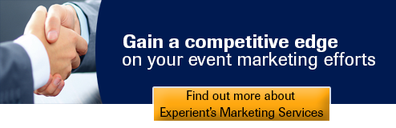 FInd Out More About Experient's Event Marketing Services