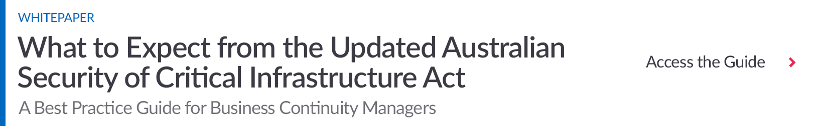 Download the Guide to Understanding Australian Security of Critical Infrastructure Act