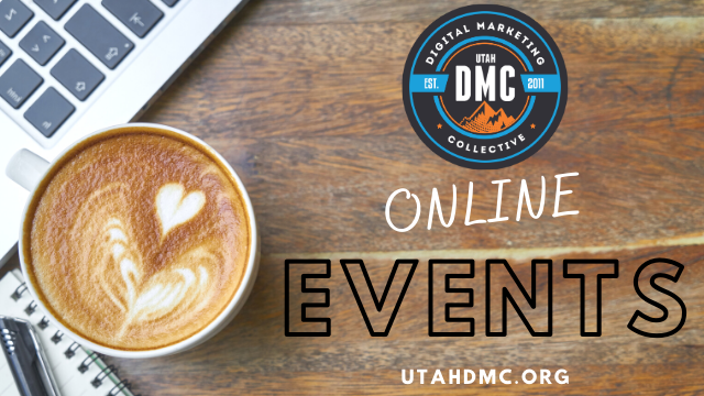 Check out all past and future Utah DMC online events
