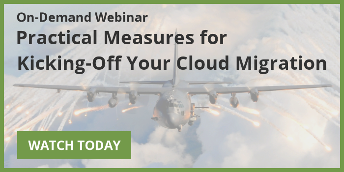 Watch the Webinar: Practical Measures for Kicking-Off Your Cloud Migration