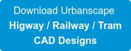 Download Urbanscape  Higway / Railway / Tram CAD Designs