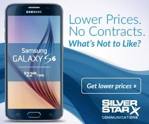 Get lower wireless phone pricing from Silver Star