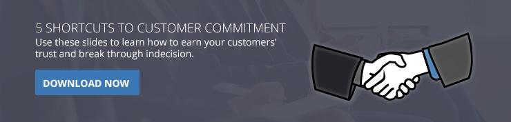 5 Shortcuts to Customer Commitment