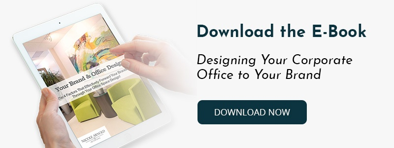Download E-Book: Designing Your Corporate Offie to Your Brand