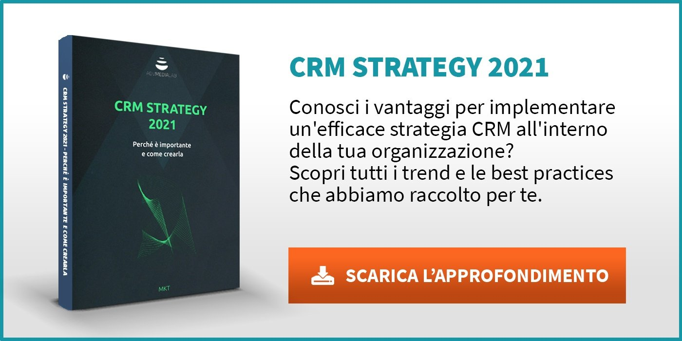 CRM strategy 2021