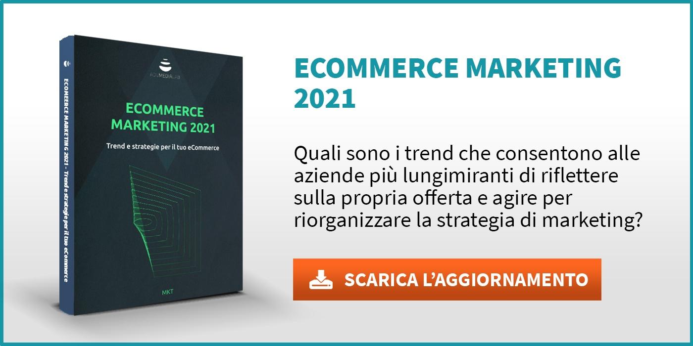 eCommerce marketing 2021