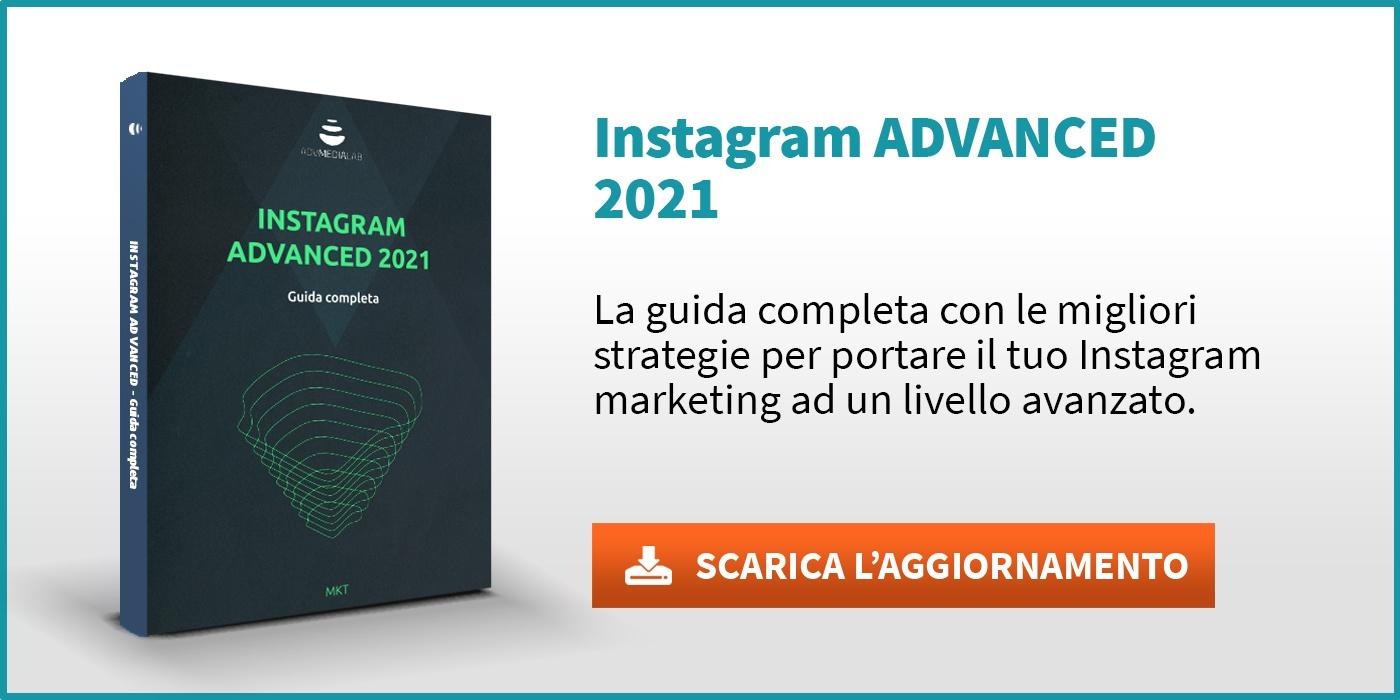 Instagram Advanced 2021