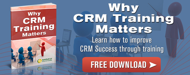Why CRM Training Matters  (Ebook)