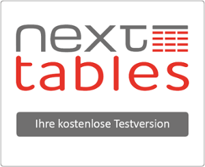 NextTables Testversion
