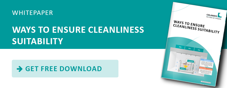 cleanliness suitability