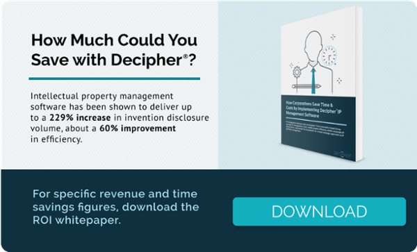 Download the IP Management Software ROI Whitepaper