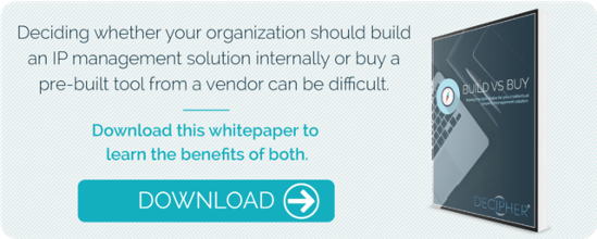 Download the Whitepaper: Build vs. Buy