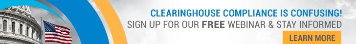 FREE Webinar on Clearinghouse Compliance