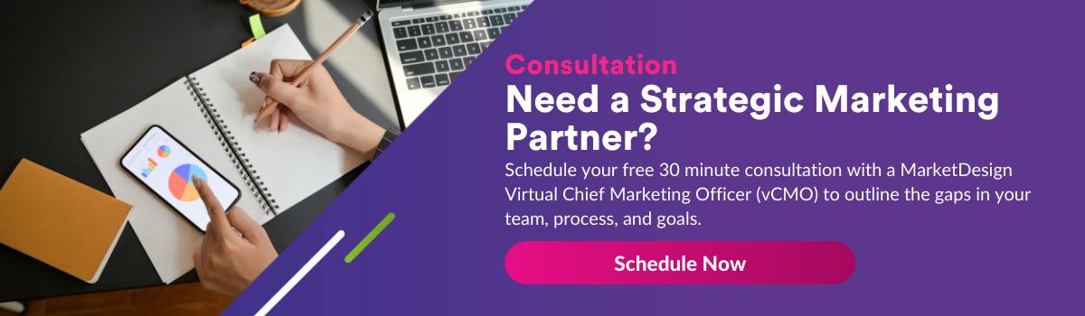 Virtual CMO:  Your Strategic Marketing Partner