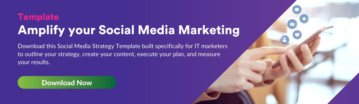 Social Media Strategy Template