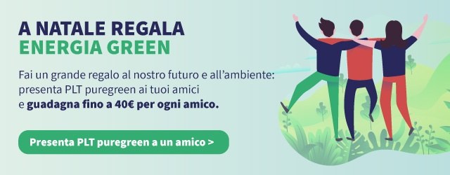 A Natale regala energia green >