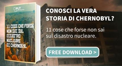 Ebook - 11 Cose che non sai sul disastro nucleare di Chernobyl