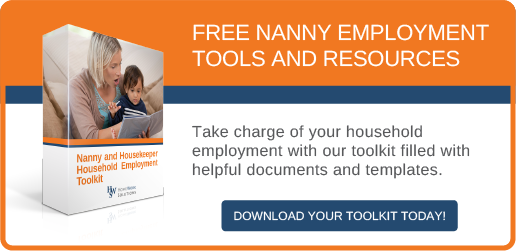 Nanny and Housekeeper Employment Toolkit - Download Now
