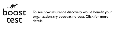 Test boost insurance discovery and verification at no cost