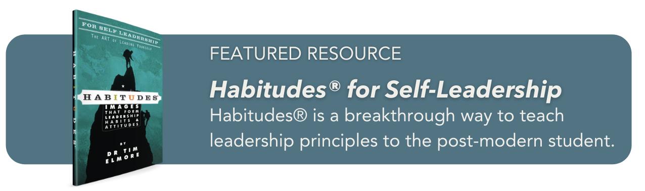 Buy Habitudes for Self-Leadership
