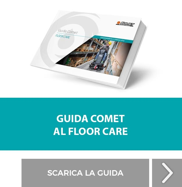 Scarica la Guida Comet | Floor Care