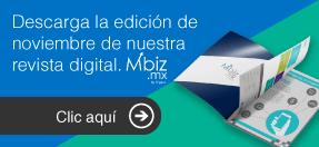 Descargue la edición Mbiz.mx de Noviembre