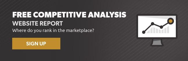 Need SEO help? Start with an analysis.