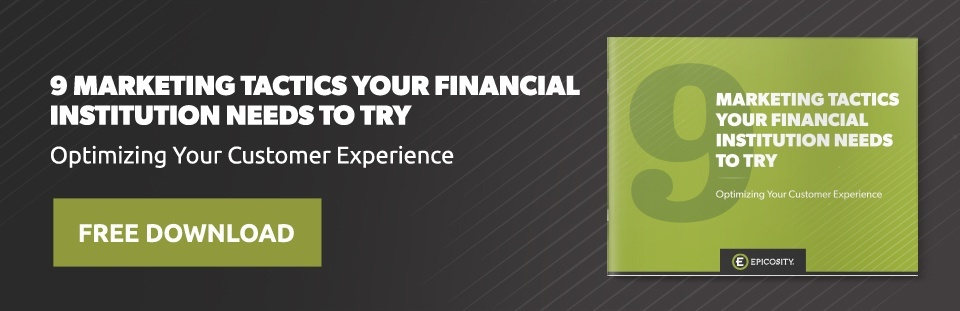 9 Marketing Tactics Your Financial Instituion Needs to Try E-Book