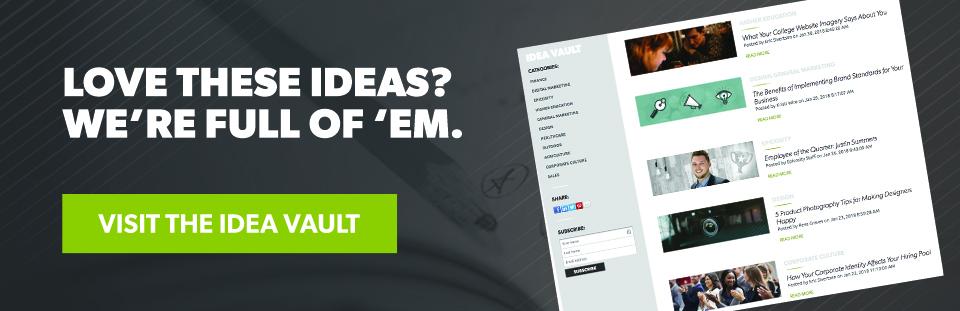 Visit the Idea Vault