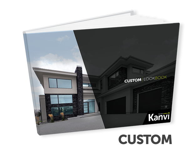 Custom Look book by Kanvi