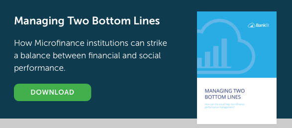 Managing Two Bottom Lines  How Microfinance institutions can strike a balance between financial and  social performance. Download