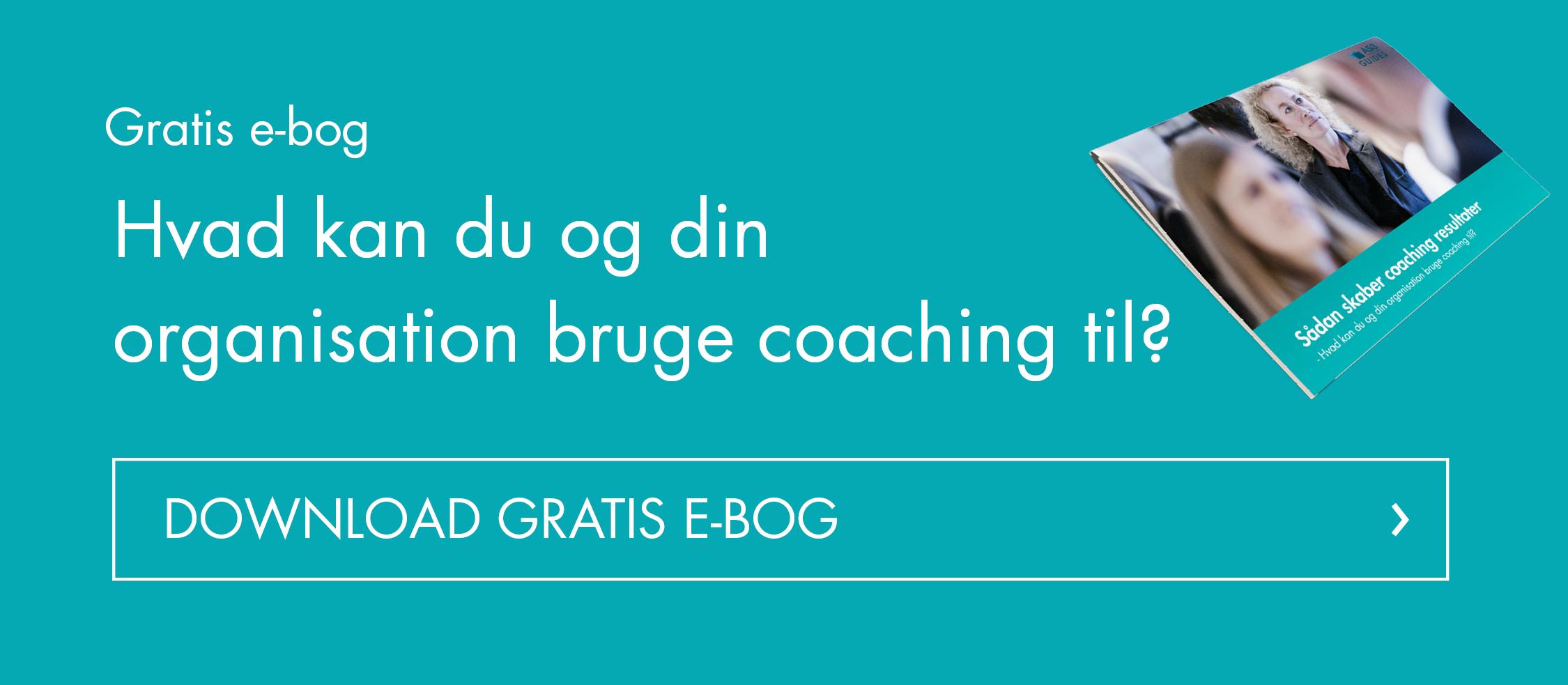 e-bog om coaching