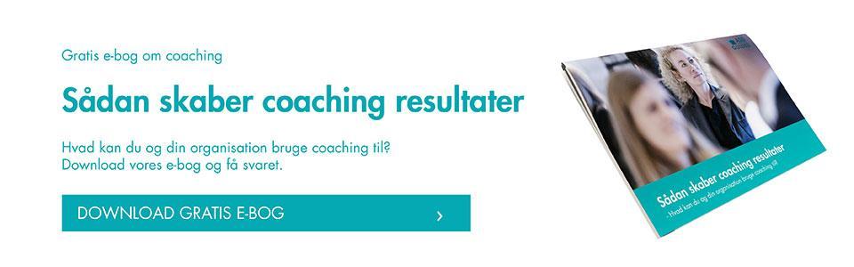 Sådan skaber coaching resultater