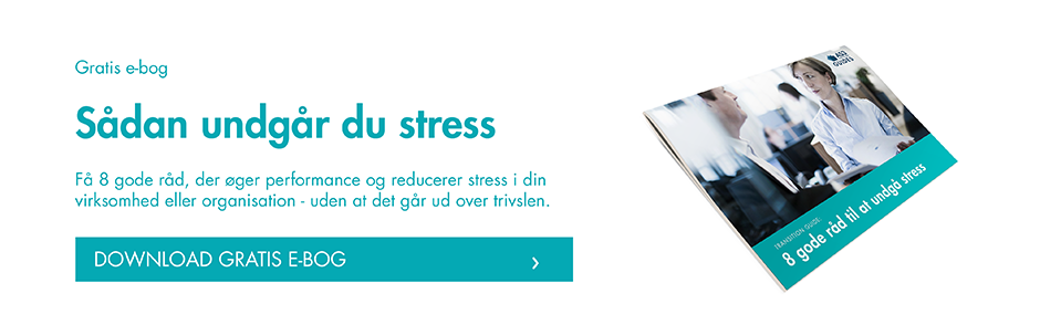 Download gratis e-bog om at undgå stress
