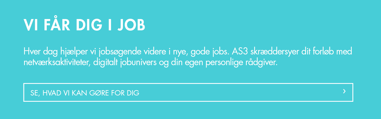 AS3 Transition | Følg os på LinkedIn