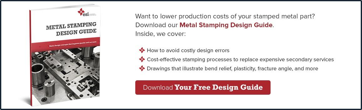 Download Metal Stamping Design Guide