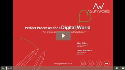 Perfect Process Webinar Download