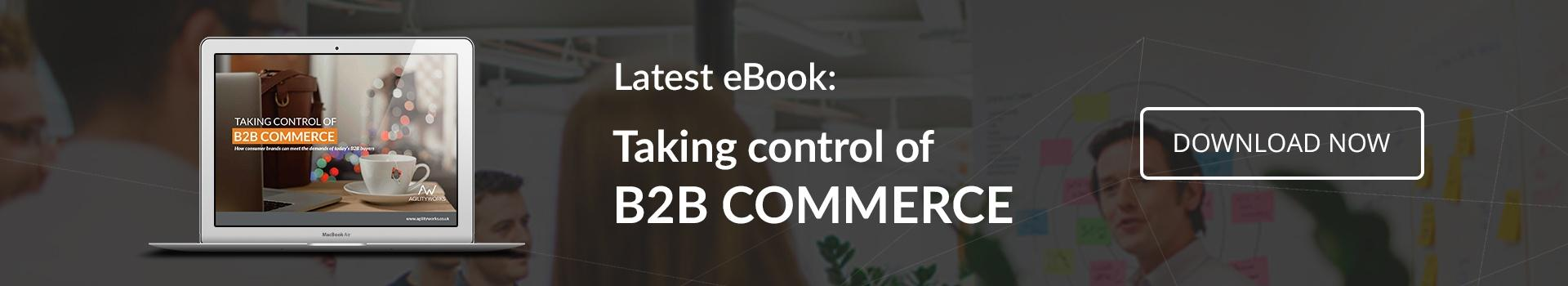 B2B Commerce eBook download